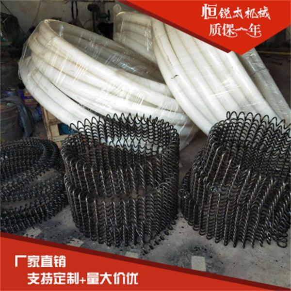 厂家定制不锈钢螺旋蛟龙叶片