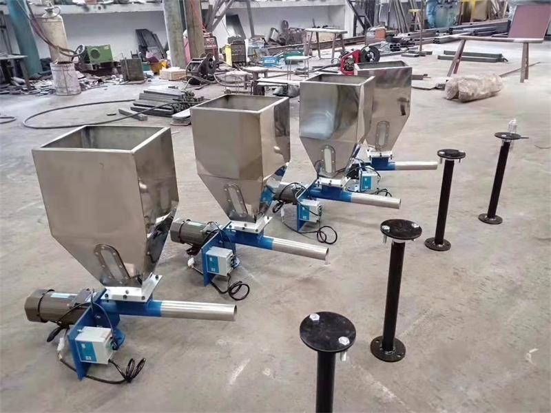 厂家直销变频调速自动喂料机