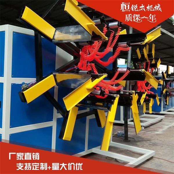 20-75pvc软管塑料管材双盘全自动收卷机定制