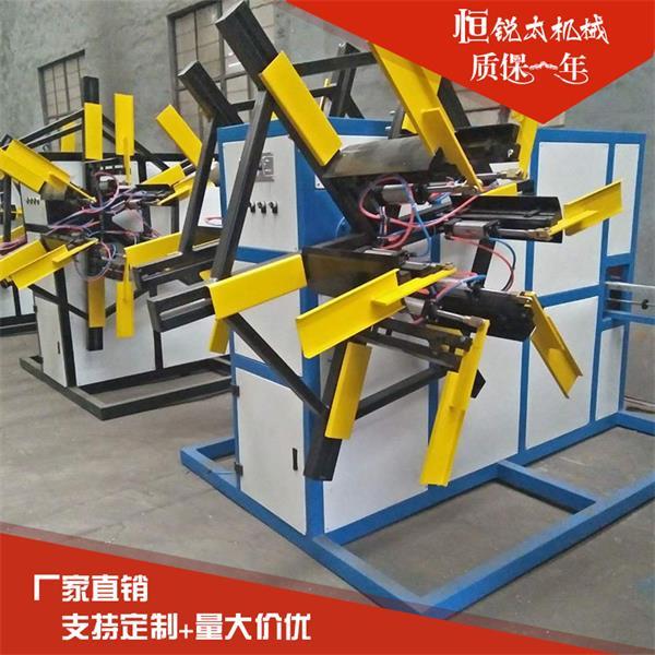 厂家定制pet塑料管材收卷机